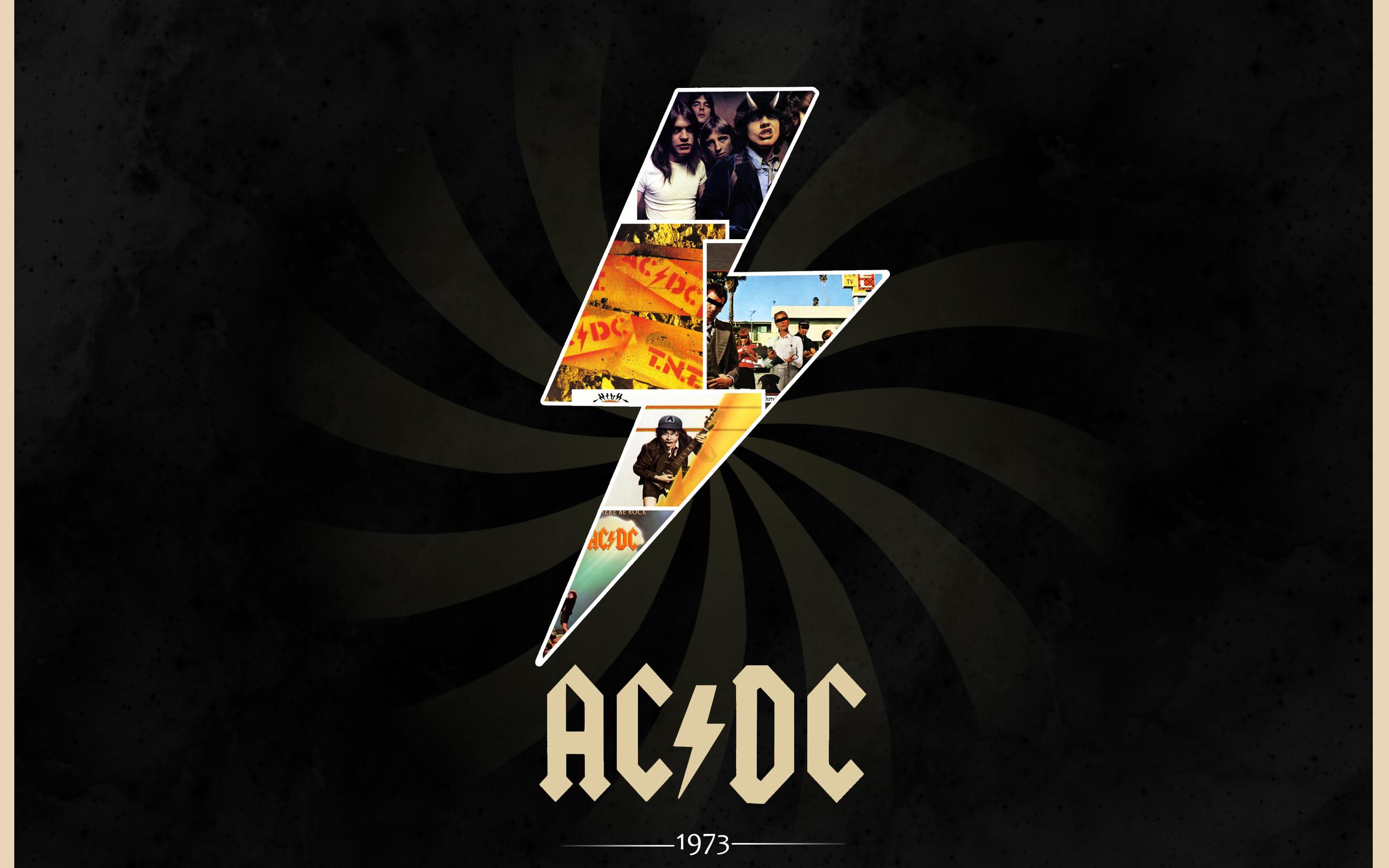 AC DC Back 1973