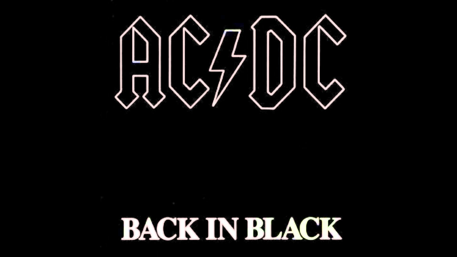 Ac/Dc- Back in Black [HD]