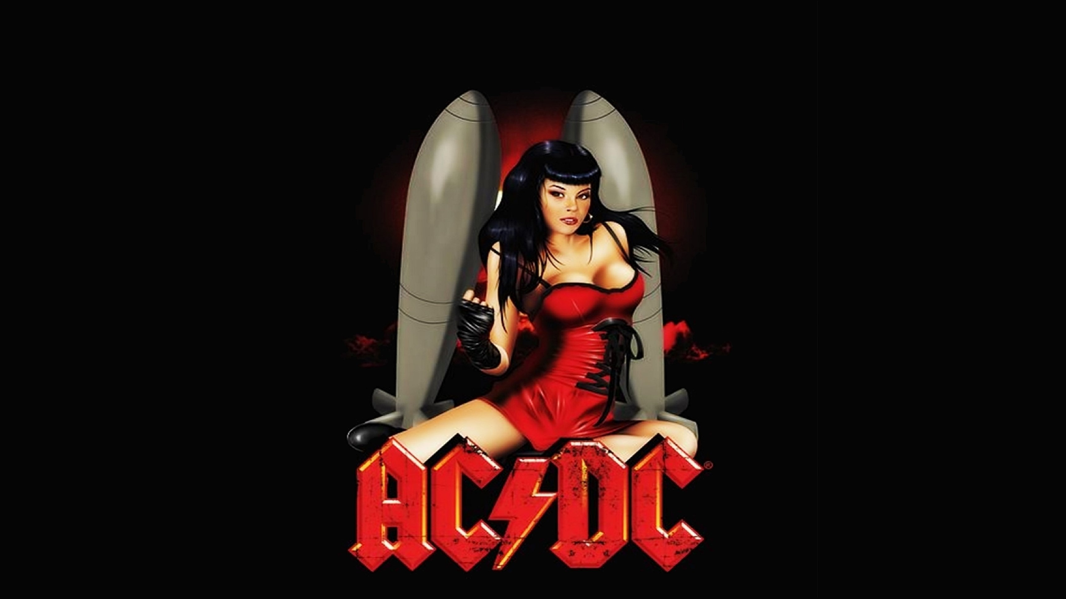 High Resolution Wallpaper acdc