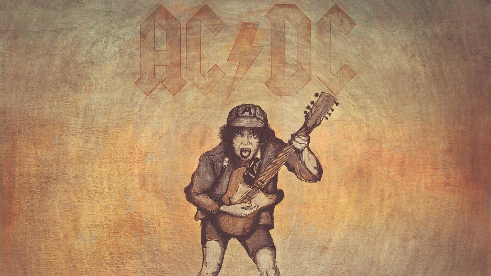AC-DC · brainiac dc comics