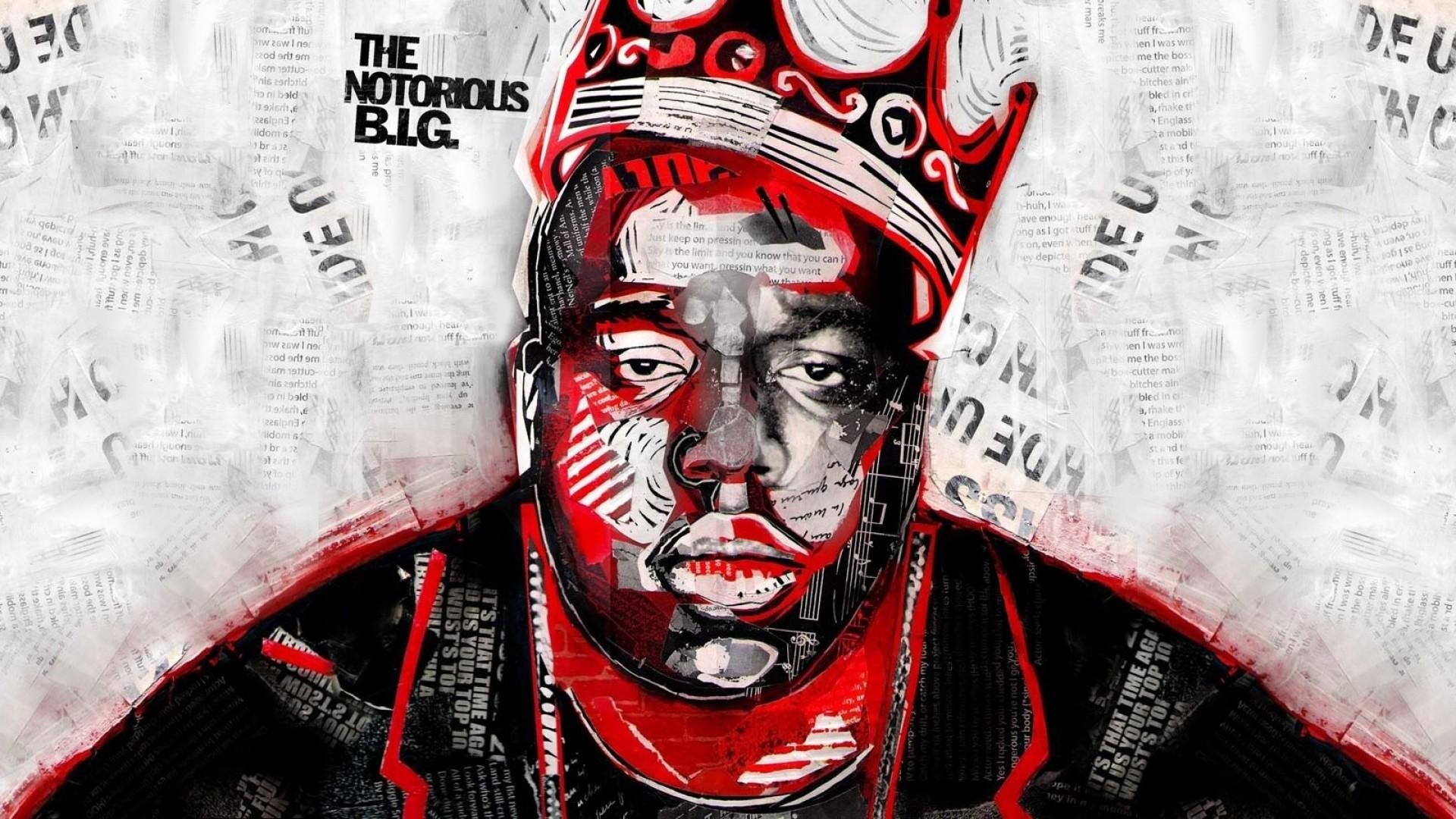 black music hip hop rap notorious big rapper 1600×900 wallpaper Art HD  Wallpaper