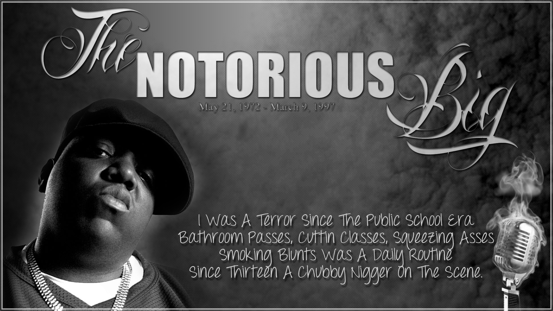 Notorious Big wallpapers | Notorious Big background