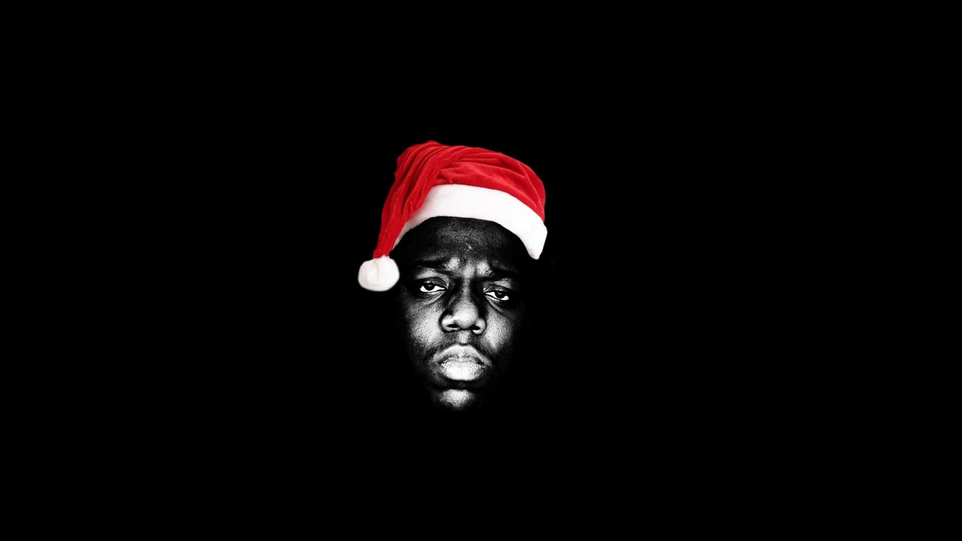 Christmas Biggie [1920×1080] (x-post /r/HipHopWallpapers) …