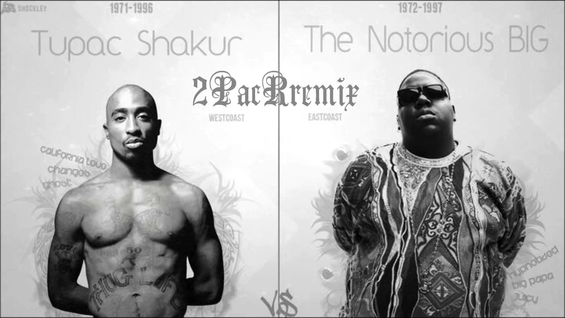 2015 2Pac Dying To Live ft Notorious B I G Remix
