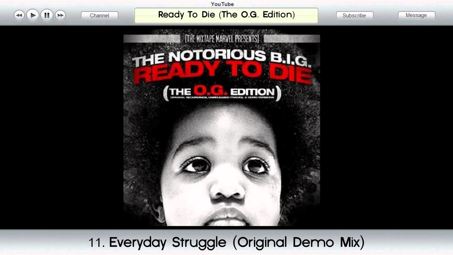 The Notorious B.I.G. – Ready To Die (The O.G. Edition) [320kbps] – YouTube