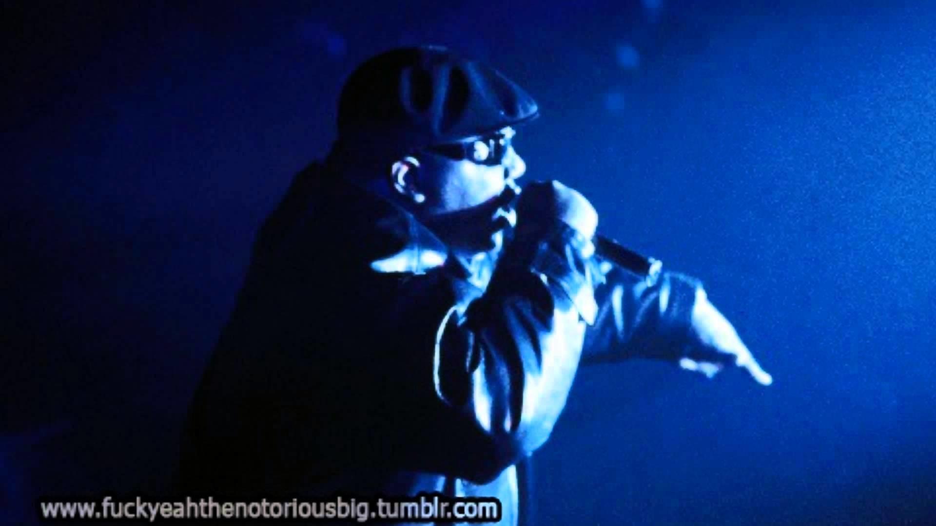 The Notorious B.I.G. – Who Shot Ya Freestyle Live Rare
