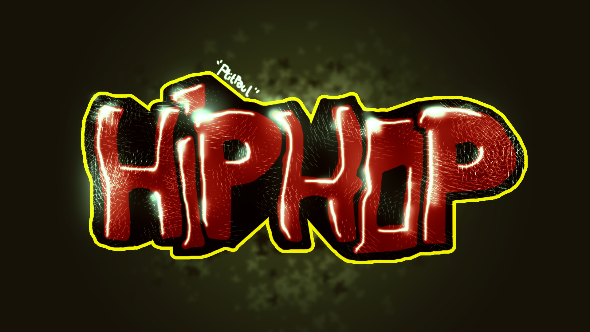 Hip Hop Graffiti | graffiti by ptitpauldesign digital art drawings  paintings graffiti .