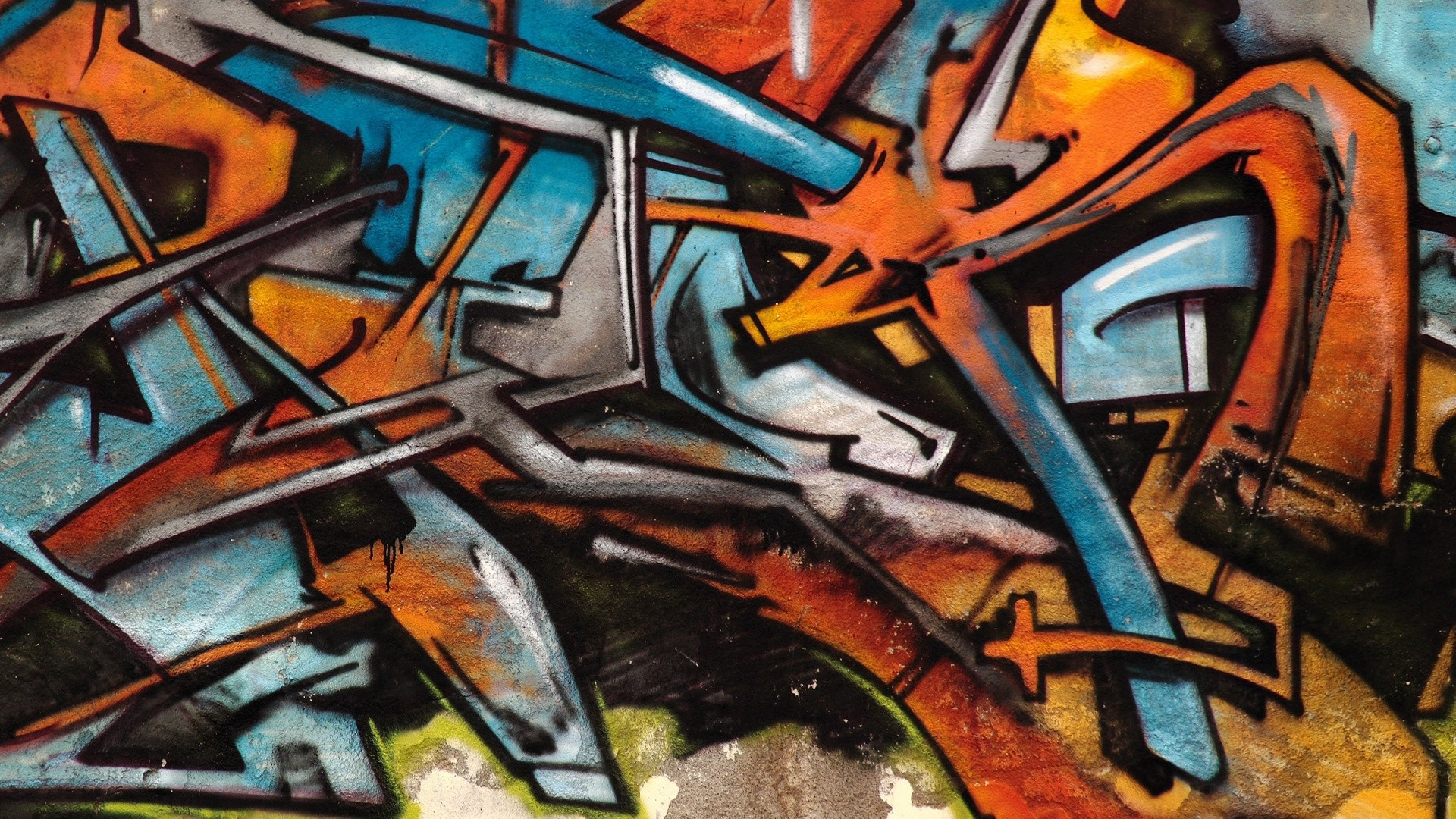 HD Graffiti Wallpapers Wallpaper