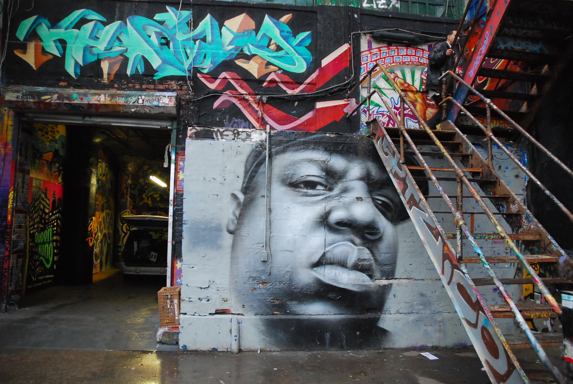 Biggie Smalls rap gangsta graffiti wallpaper | | 45938 |  WallpaperUP