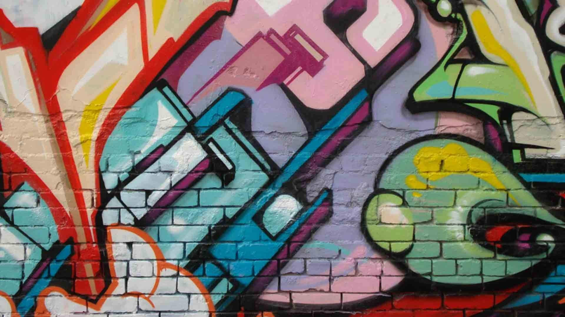 Colorful Graffiti Wallpaper Images – Uncalke.com