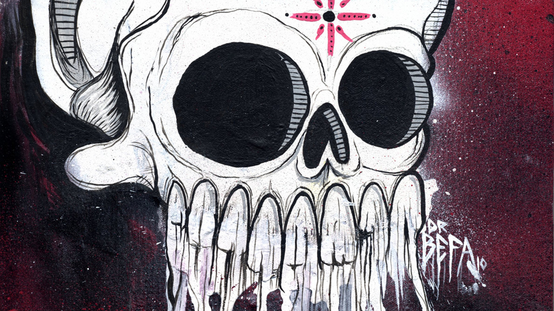 Spray Paint Skull Free Graffiti Skull Wallpapers, Free Graffiti Skull HD  Wallpapers