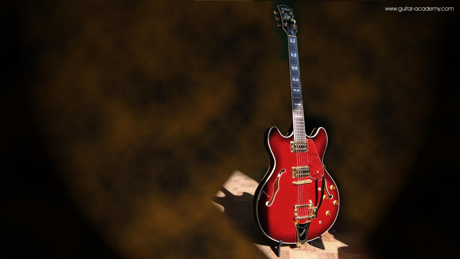 Guitar wallpaper, Ibanez Steve Vai JEM 7V electric guitar