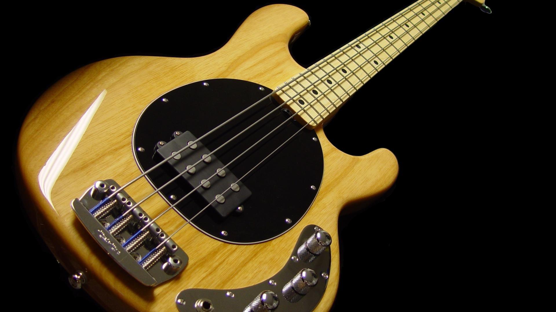 Bass Guitar HD Wallpaper