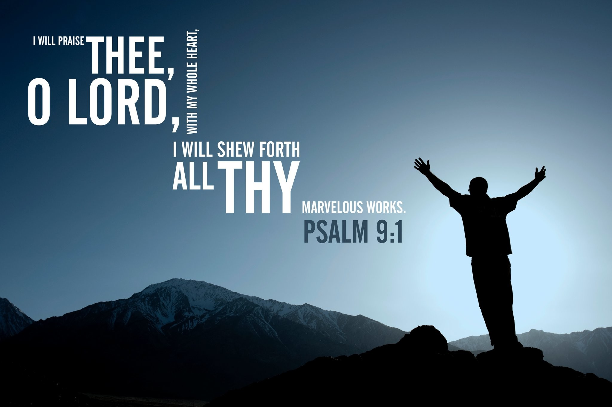 Thy marvelous works Wallpaper – Christian Wallpapers and Backgrounds .