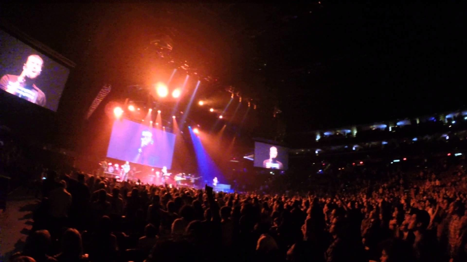 With Everything, Hillsong United, Xtreme Christian Music Conference 2014,  BB&T Center