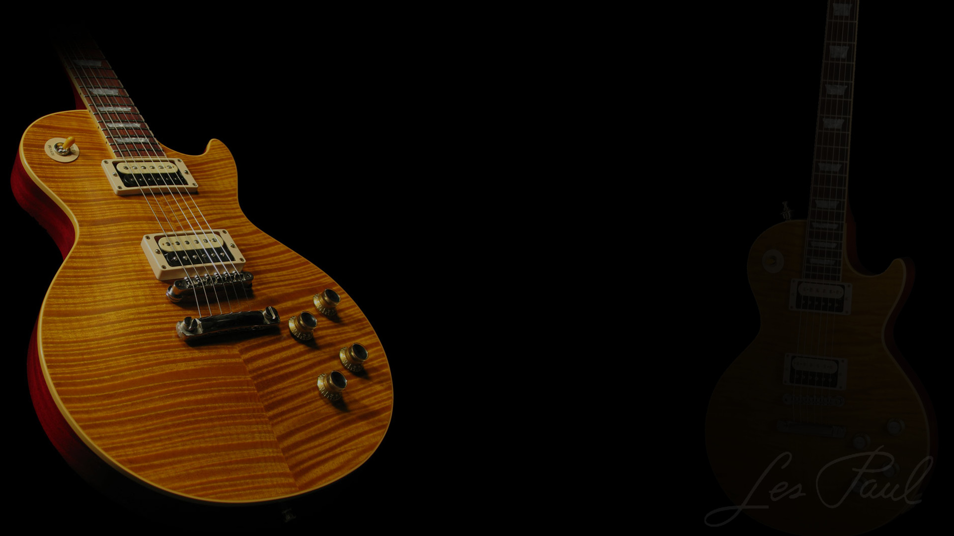 Stunning Gibson Les Paul Wallpapers