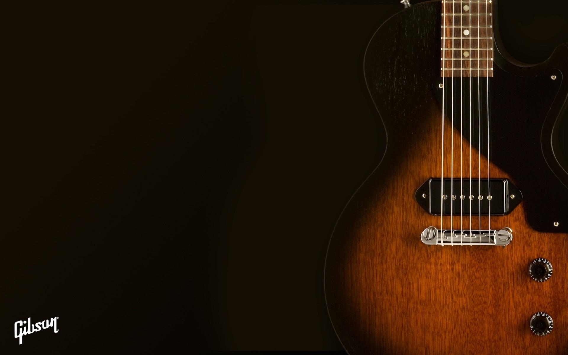 Gibson Guitar HD Wallpaper