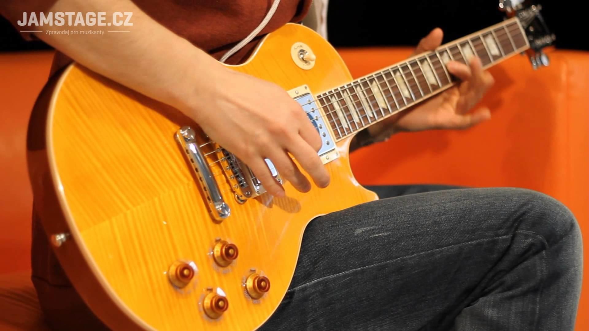 Gibson Les Paul Standard 2012 / 2013 (Aivn)