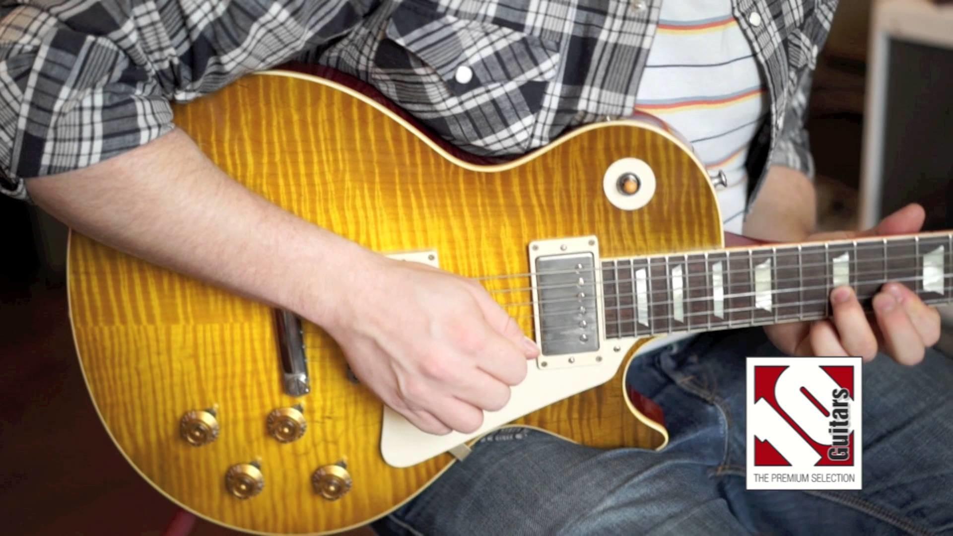 Gibson Les Paul 1959 Joe Bonamassa Skinnerburst (2014)