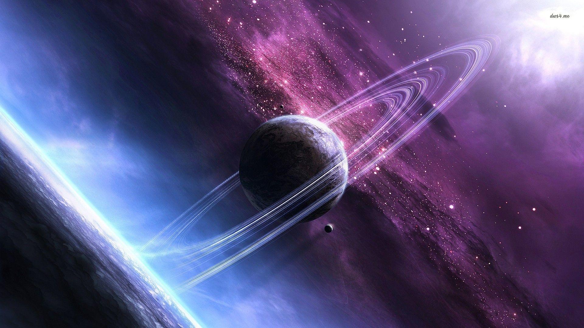 Saturn HDQ Wallpaper Download, Chelsey Karsten