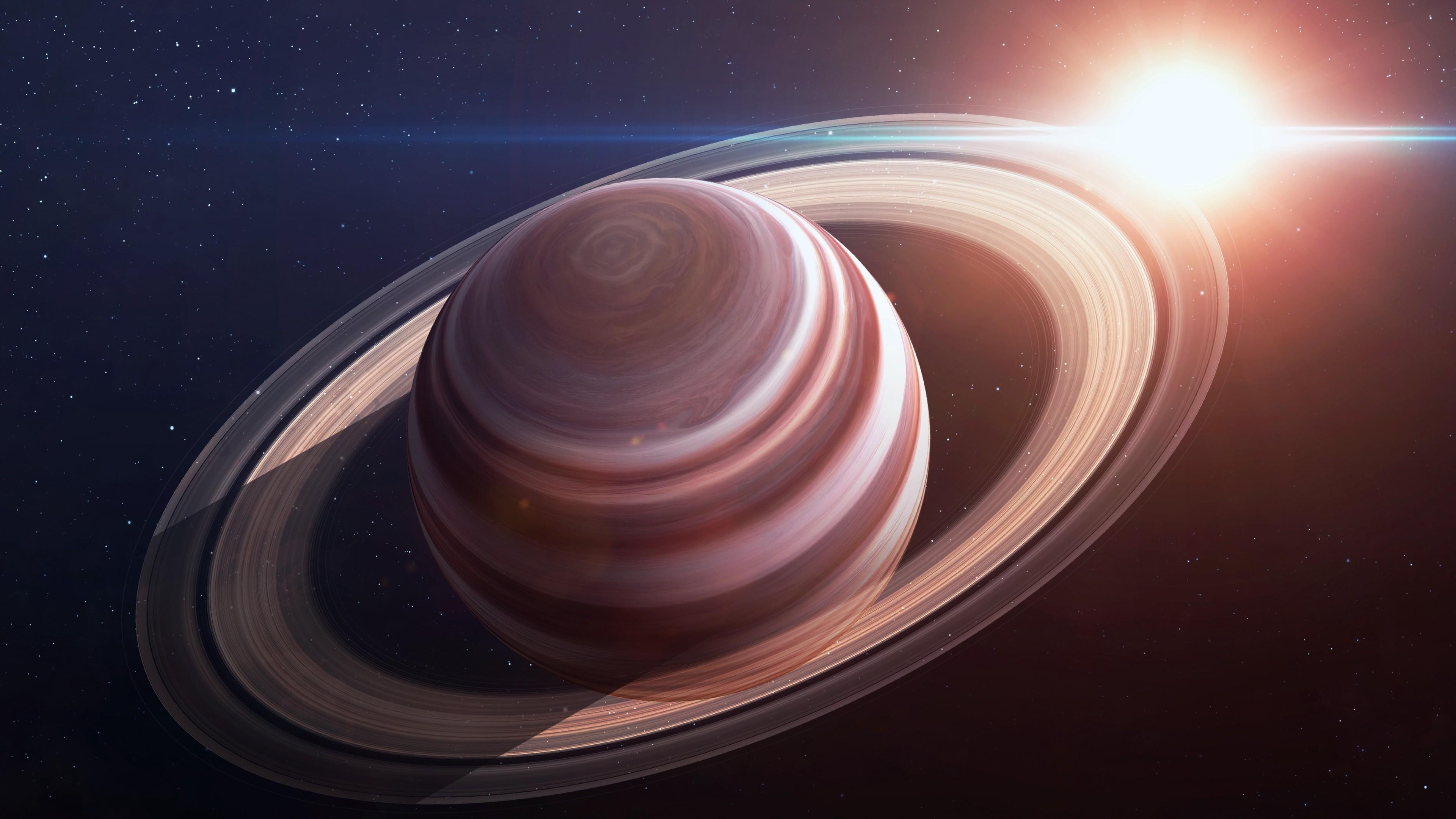 Saturn Ring Wallpaper