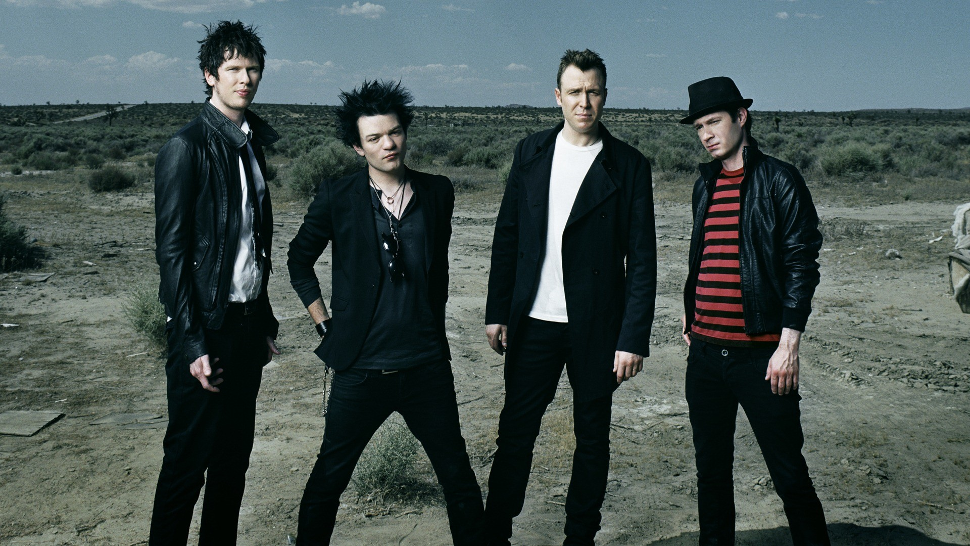 Sum-41 by T-funny33 on DeviantArt