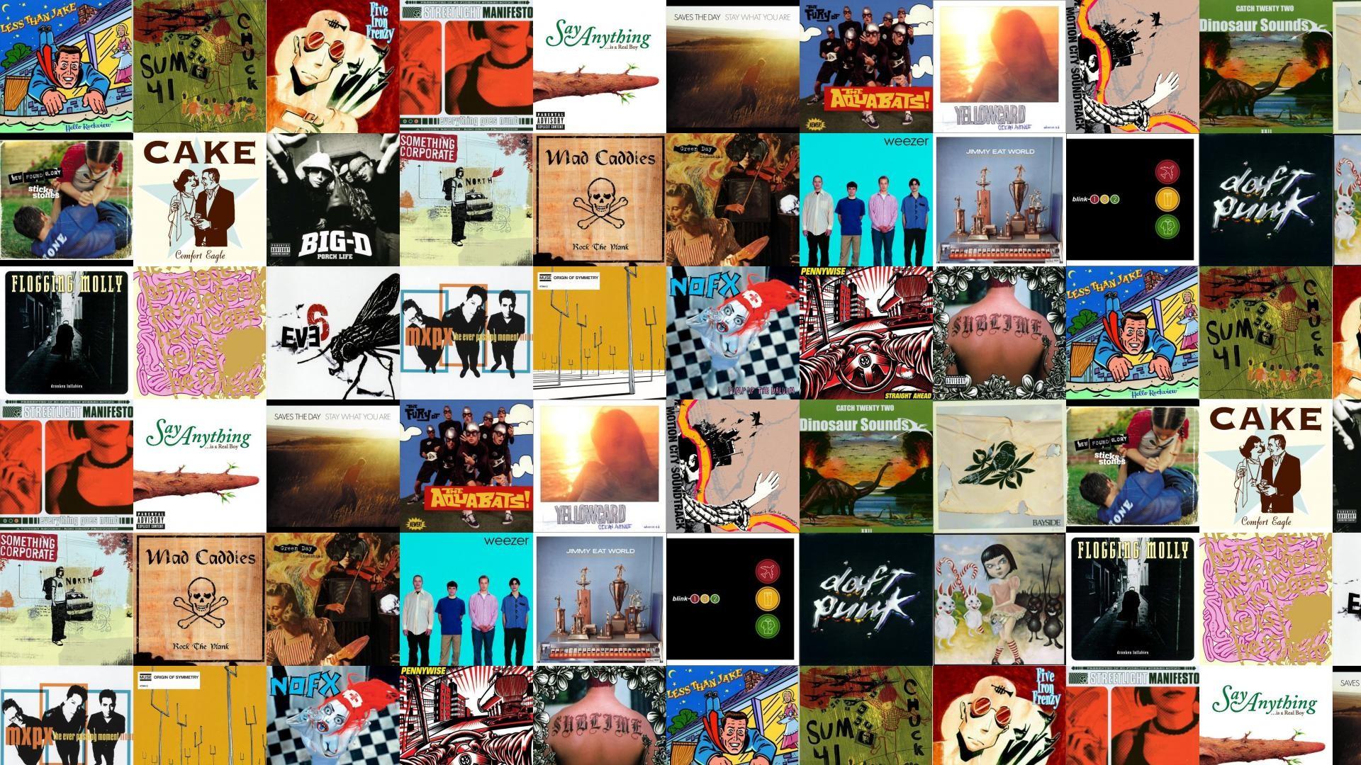 Less Than Jake Hello Rockview Sum 41 Wallpaper Â« Tiled Desktop Wallpaper