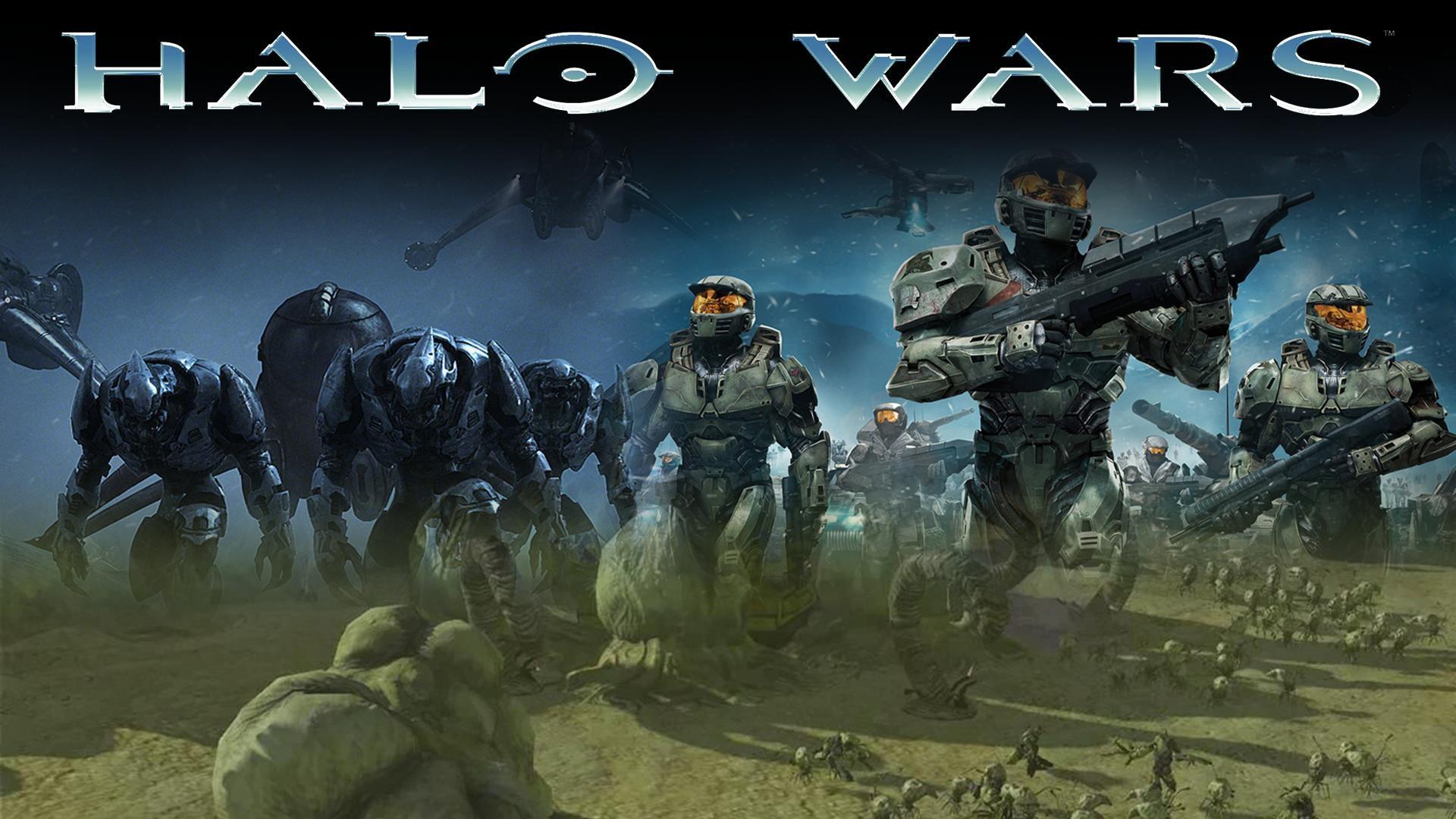 de juegos Halo Wars fondos de Halo Wars wallpapers de Halo Wars