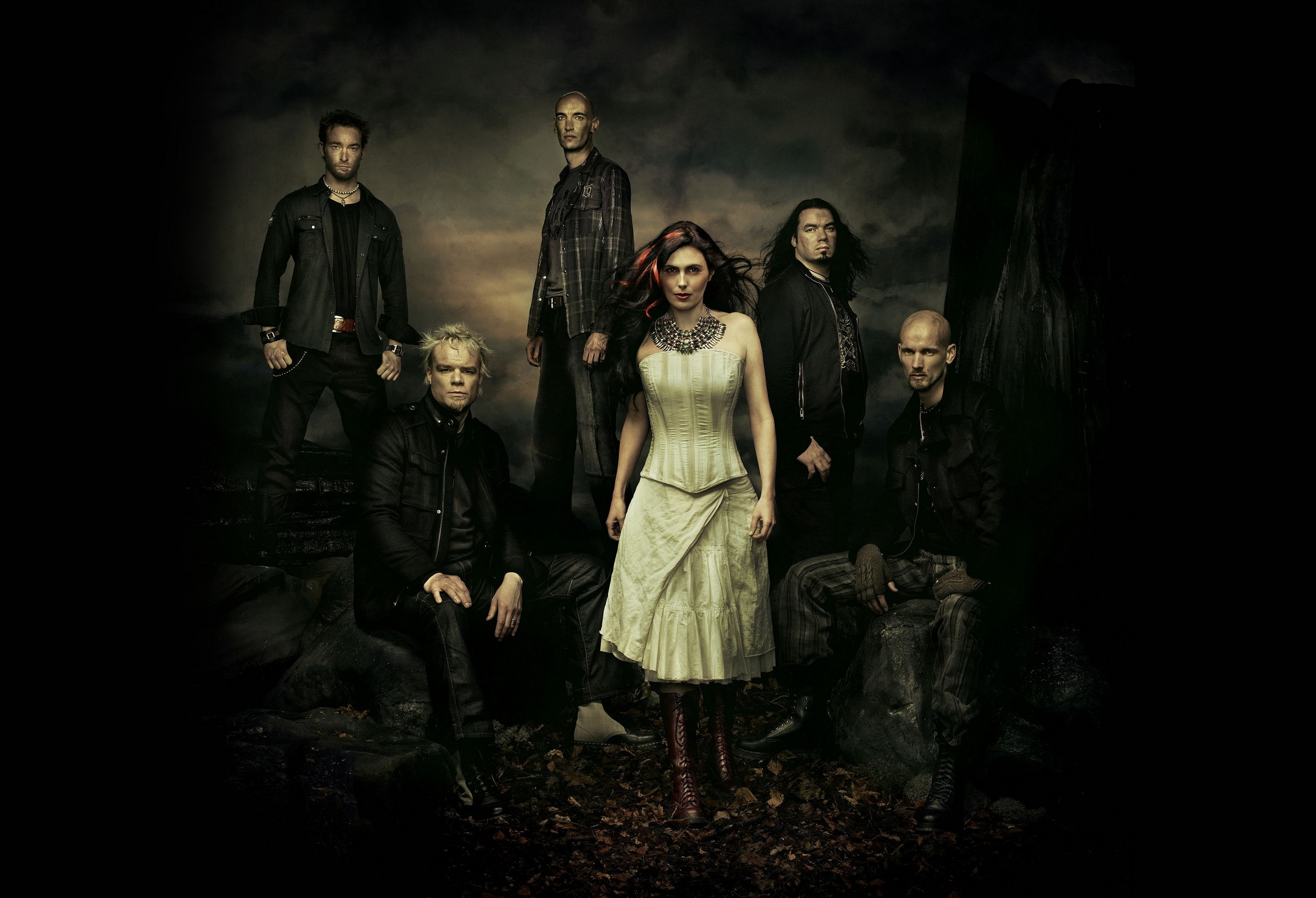 Within Temptation wallpaper free download