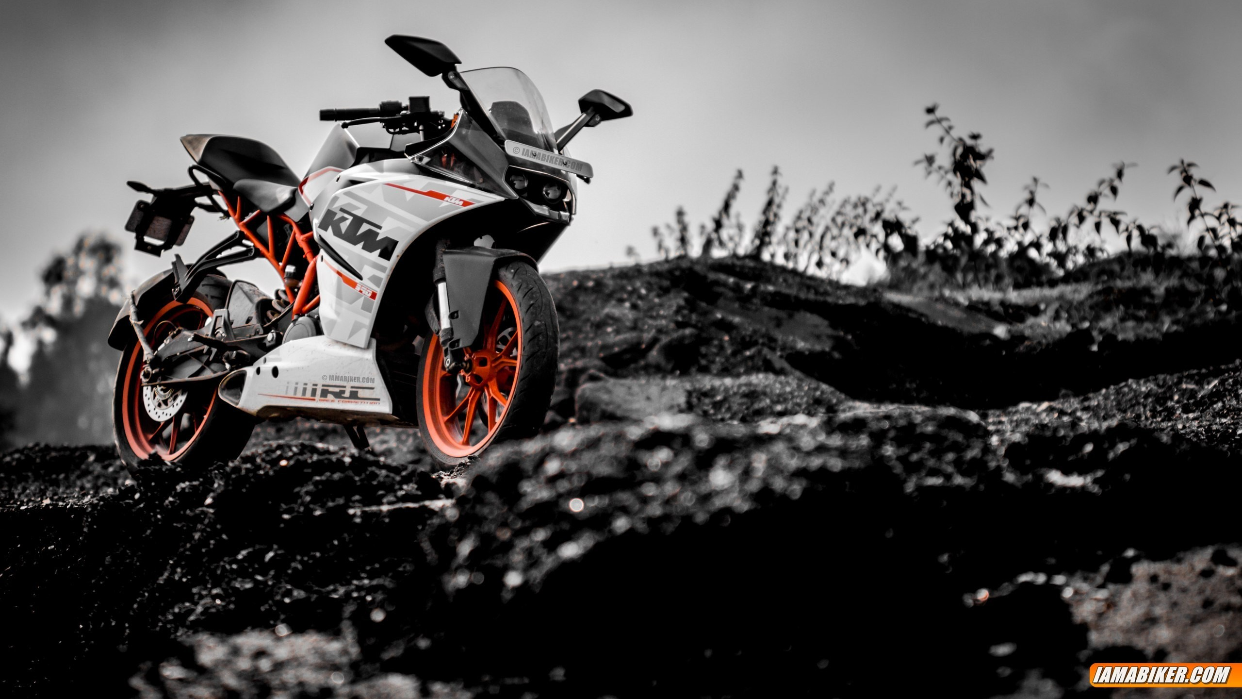 KTM RC 390 wallpapers – 6