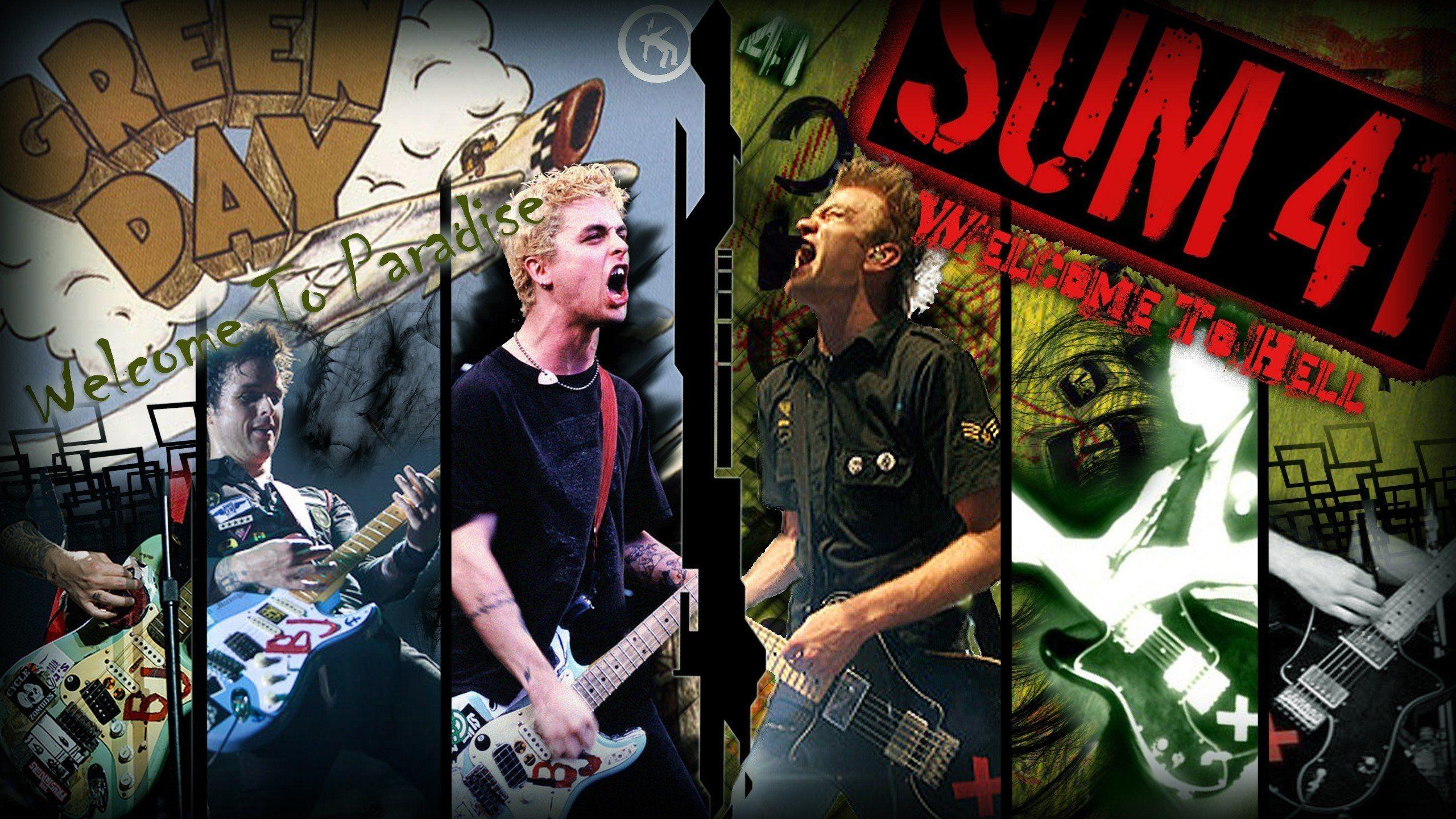 Green Day punk Billie Joe Armstrong Pop Punk sum 41 punk rock .