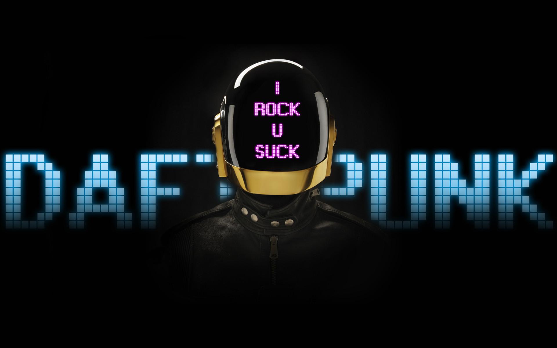 I Rock U Suck – Daft Punk