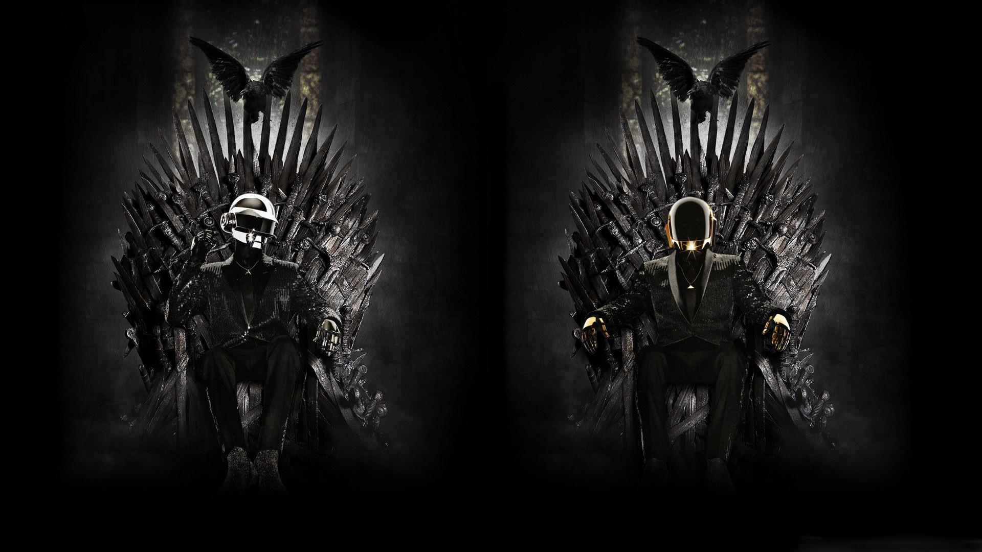 music Daft Punk Game of Thrones Iron Throne – Wallpaper ( / Wallbase.
