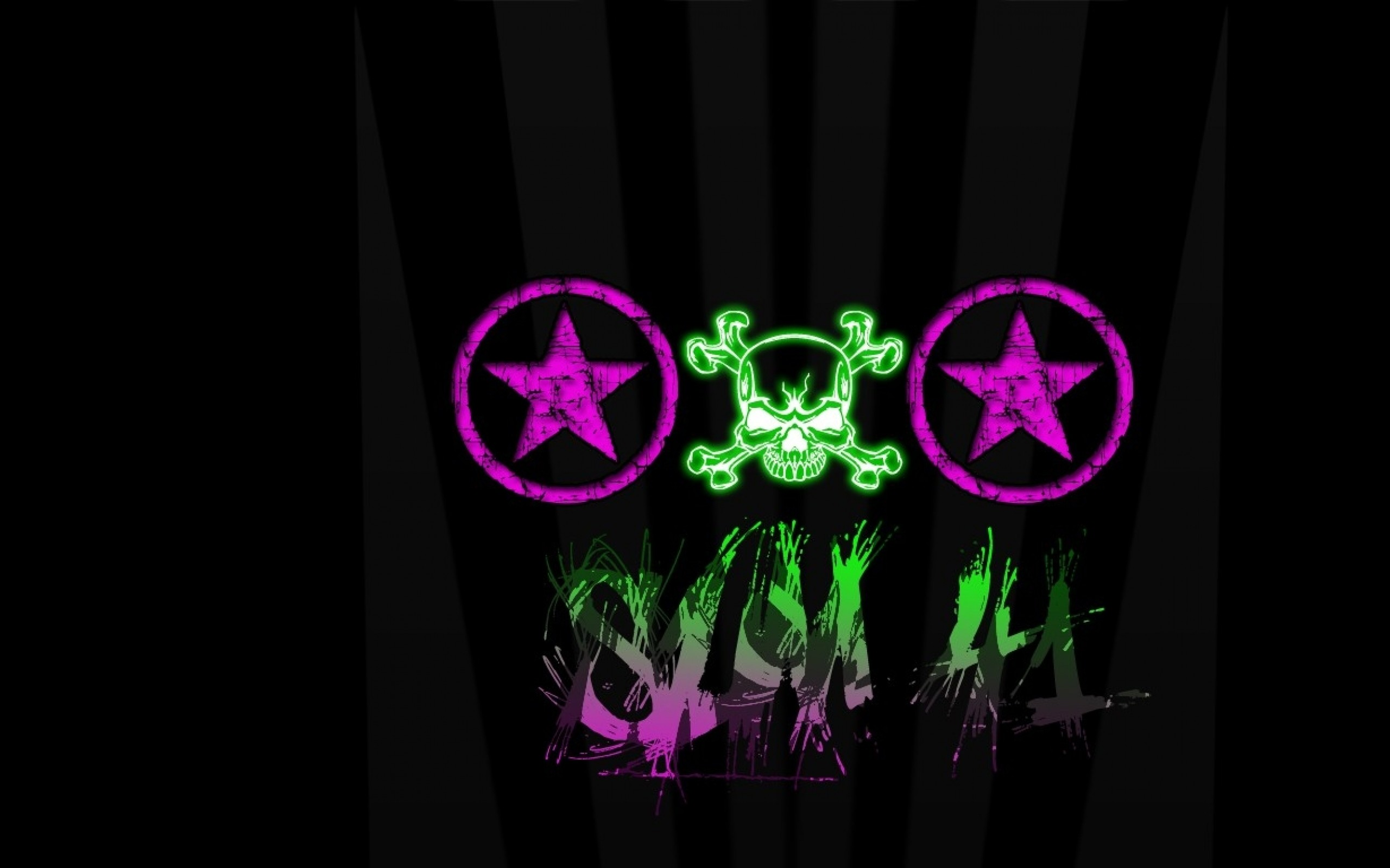 metal band sum 41 punk rock 90s fanart 1366×768 wallpaper Wallpaper HD