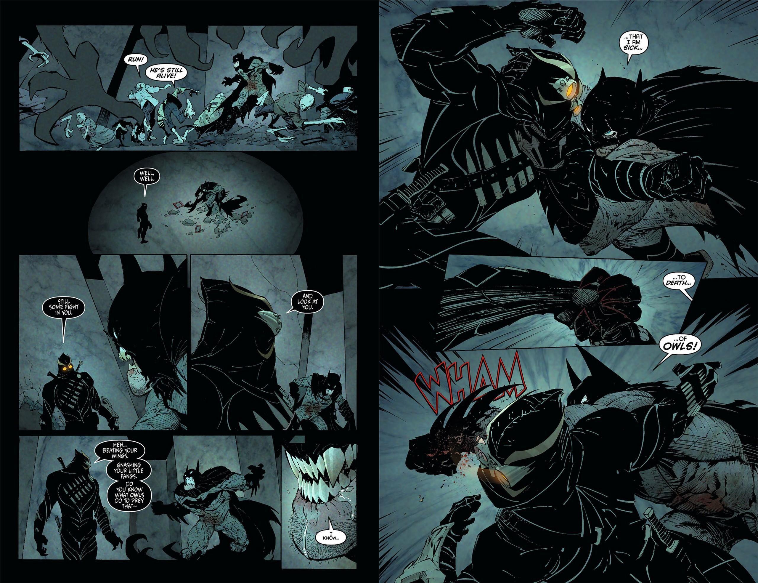 free desktop pictures batman the court of owls