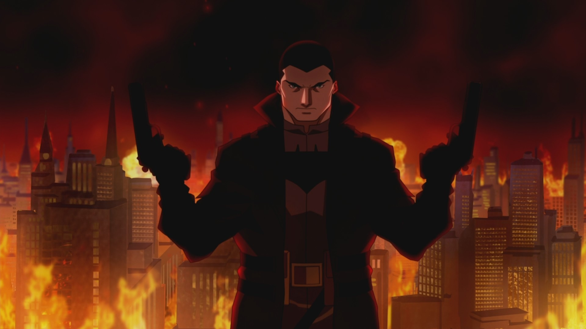 Robin' may not be as strong as Scott Snyder's 'Court of Owls' comic book  story upon which it is based, but it still does a pretty good job in taking  …