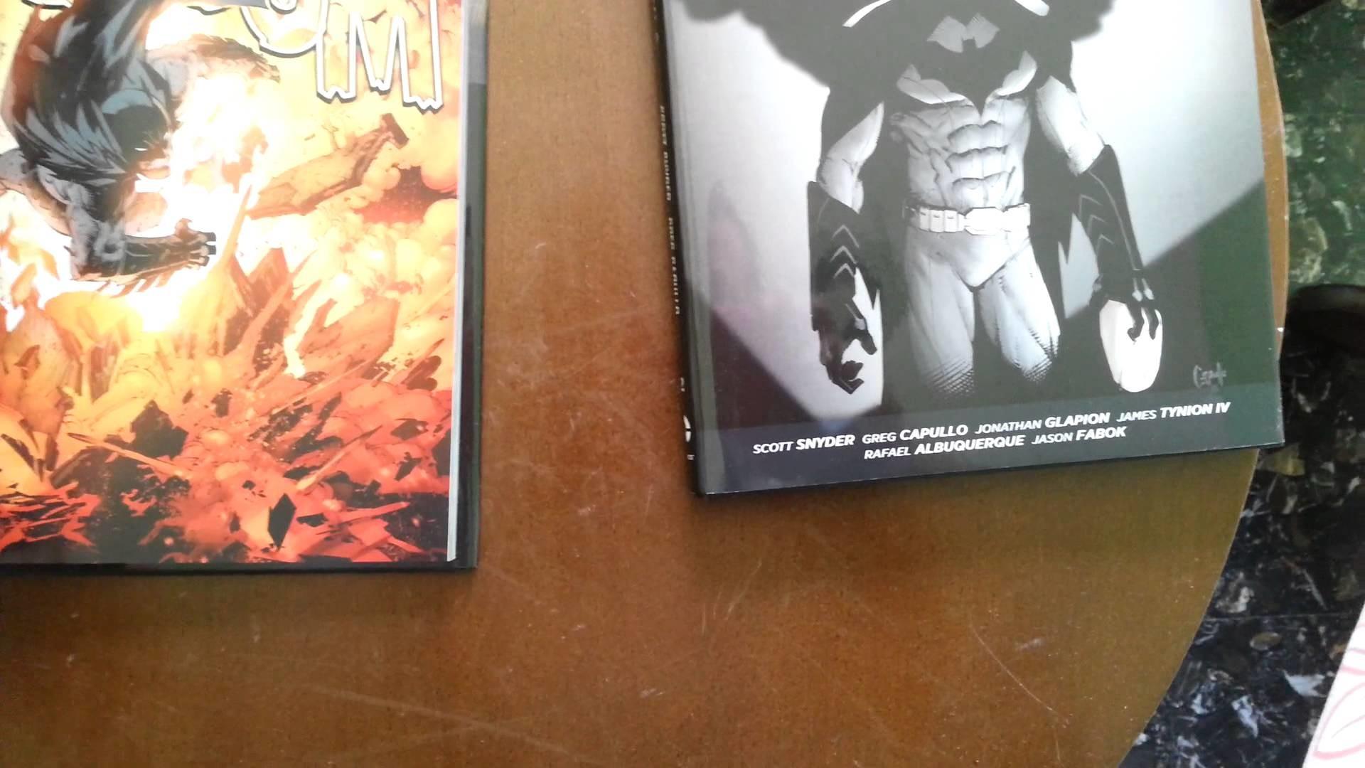 Batman – Court of Owls & City of Owls, The Authority vol. 1