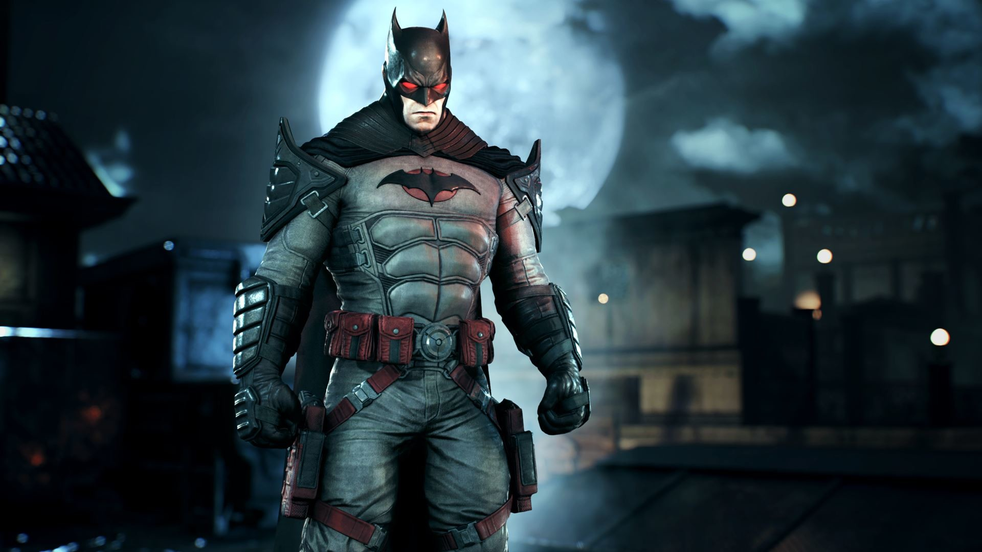 Re: A Arkham Reboot Or Series of A Different Kind