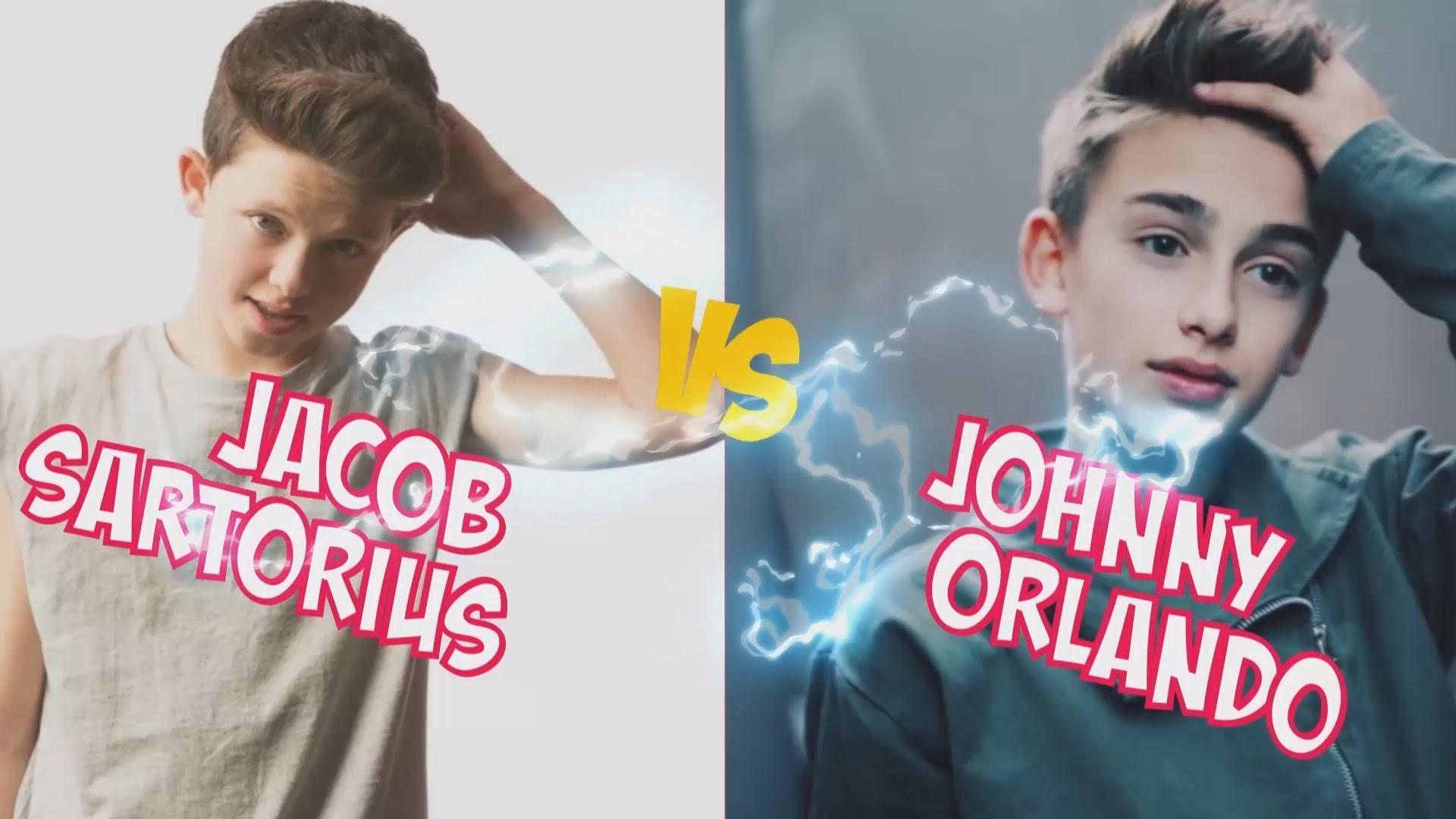 🔴Jacob Sartorius VS Johnny Orlando l Battle Musers l