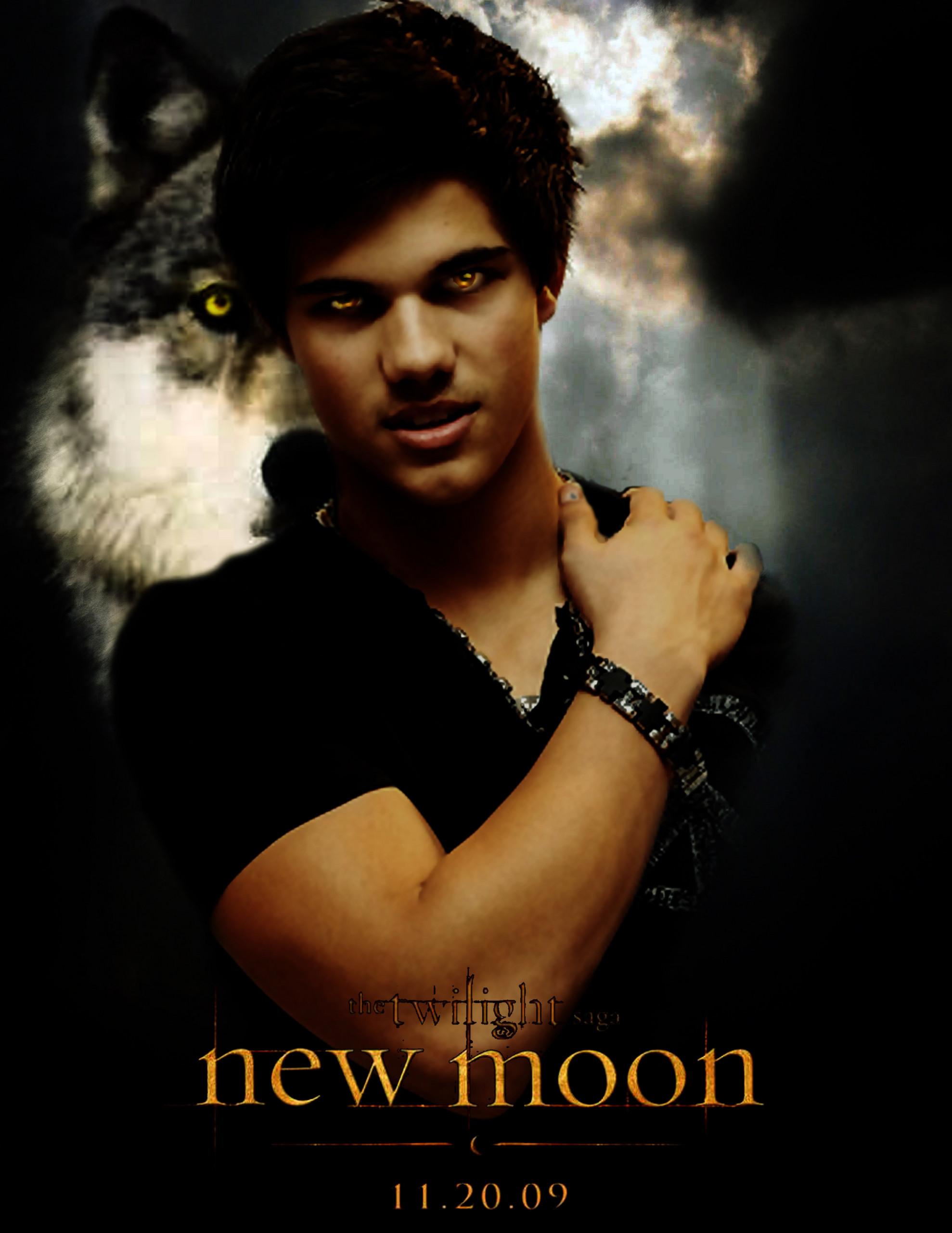 Jacob New Moon! – New Moon Photo (5921410) – Fanpop