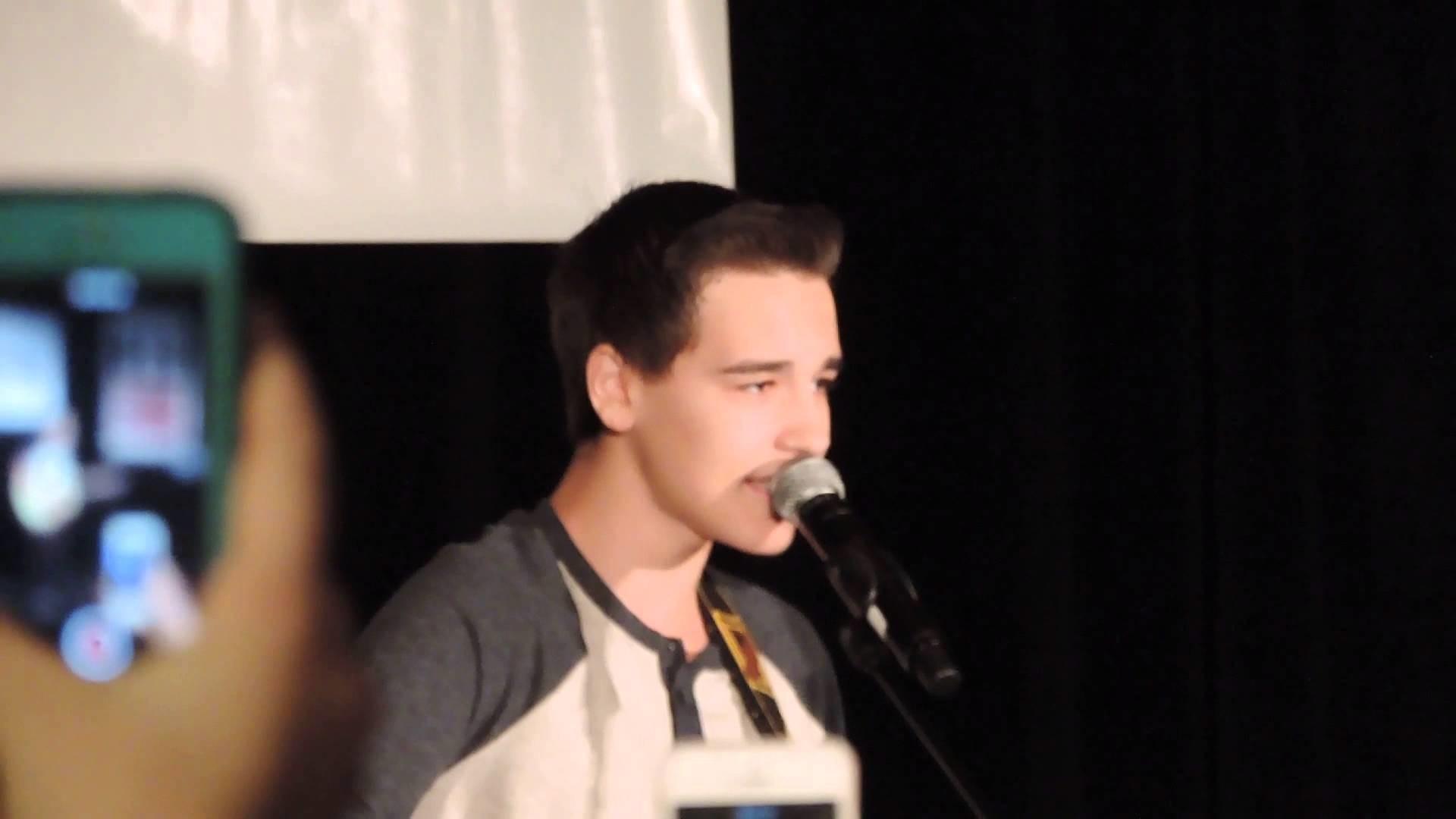 Jacob Whitesides Say Something (Cover) – Magcon Tour, Washington DC 12 .