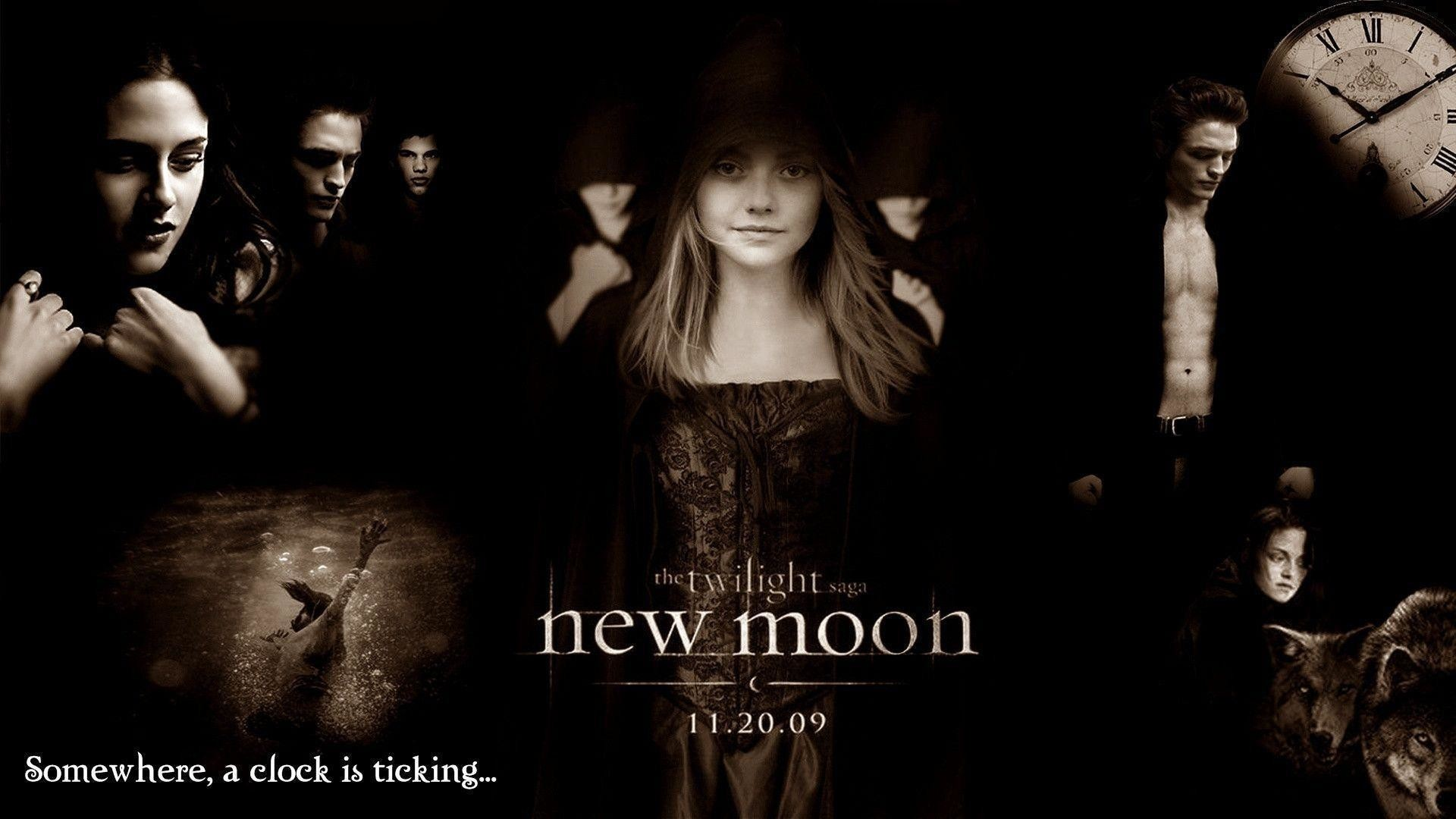 New Moon – Team Jacob Wallpaper (6491710) – Fanpop