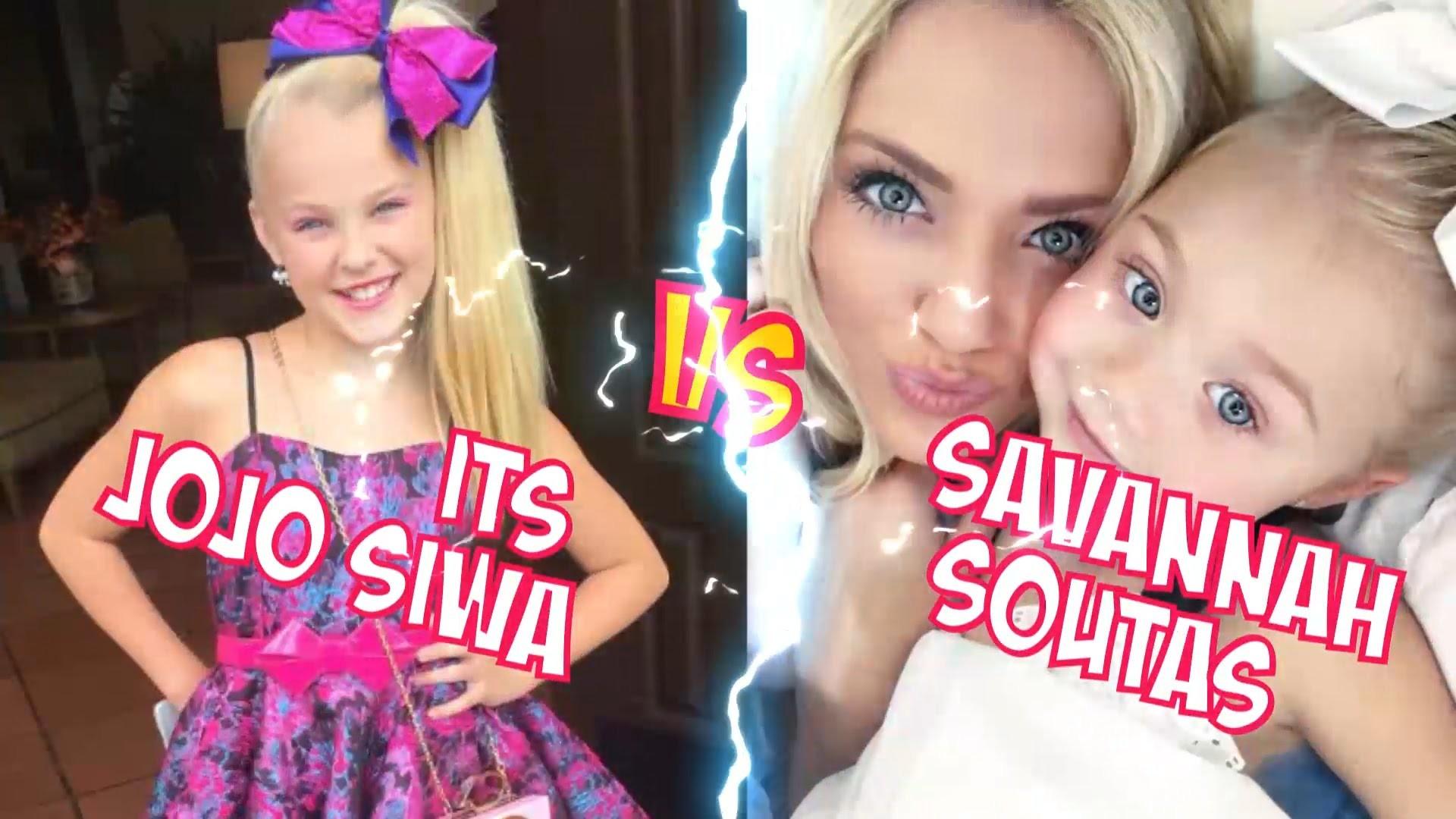 🔴Its JoJo Siwa VS Savannah Soutas l Battle Musers l