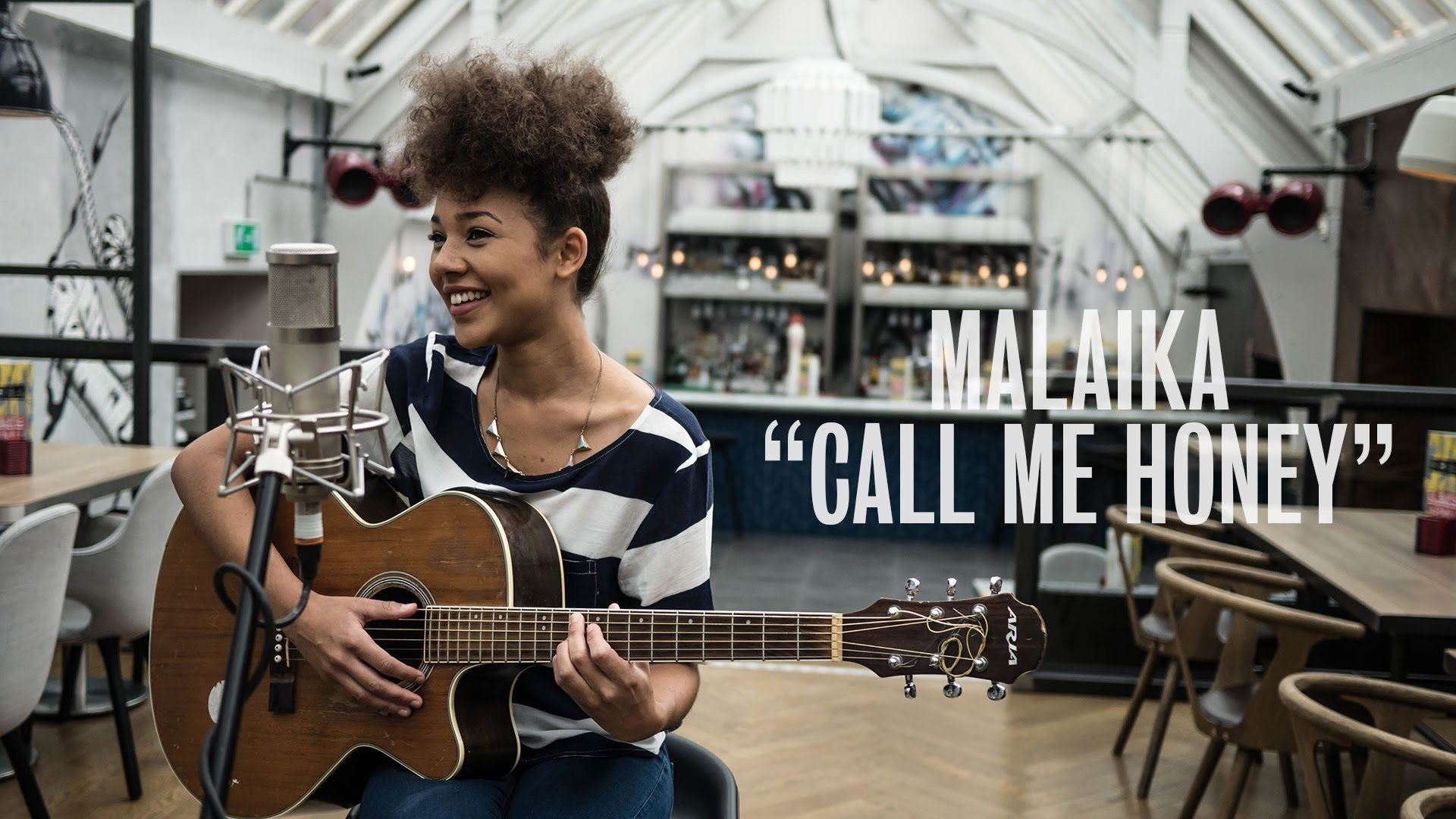Spotlight Song of the Day: Malaika – 'Call Me Honey', nominated for
