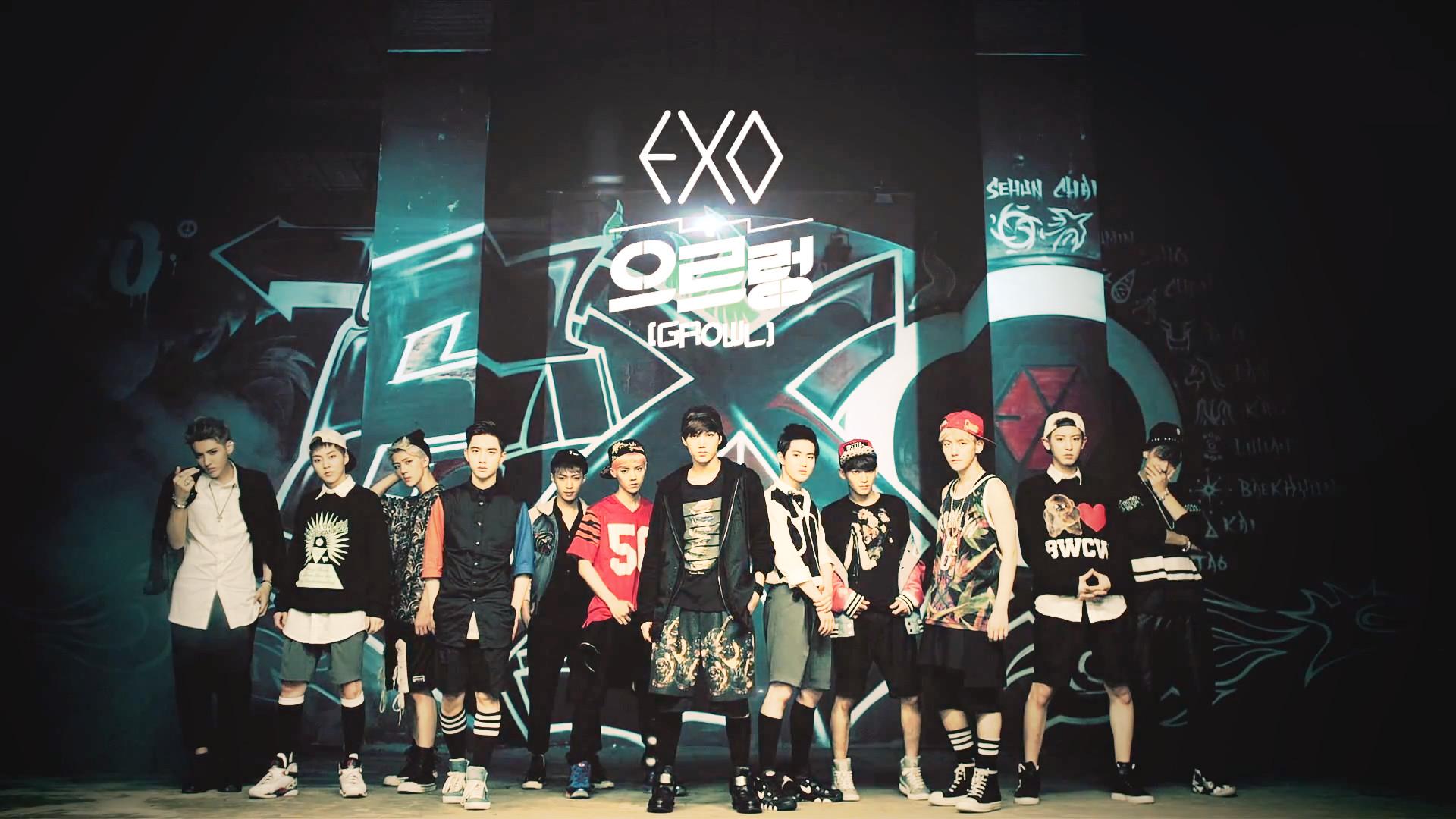 Amazing Exo Wallpaper HD #9591 Wallpaper | WallpaperLepi