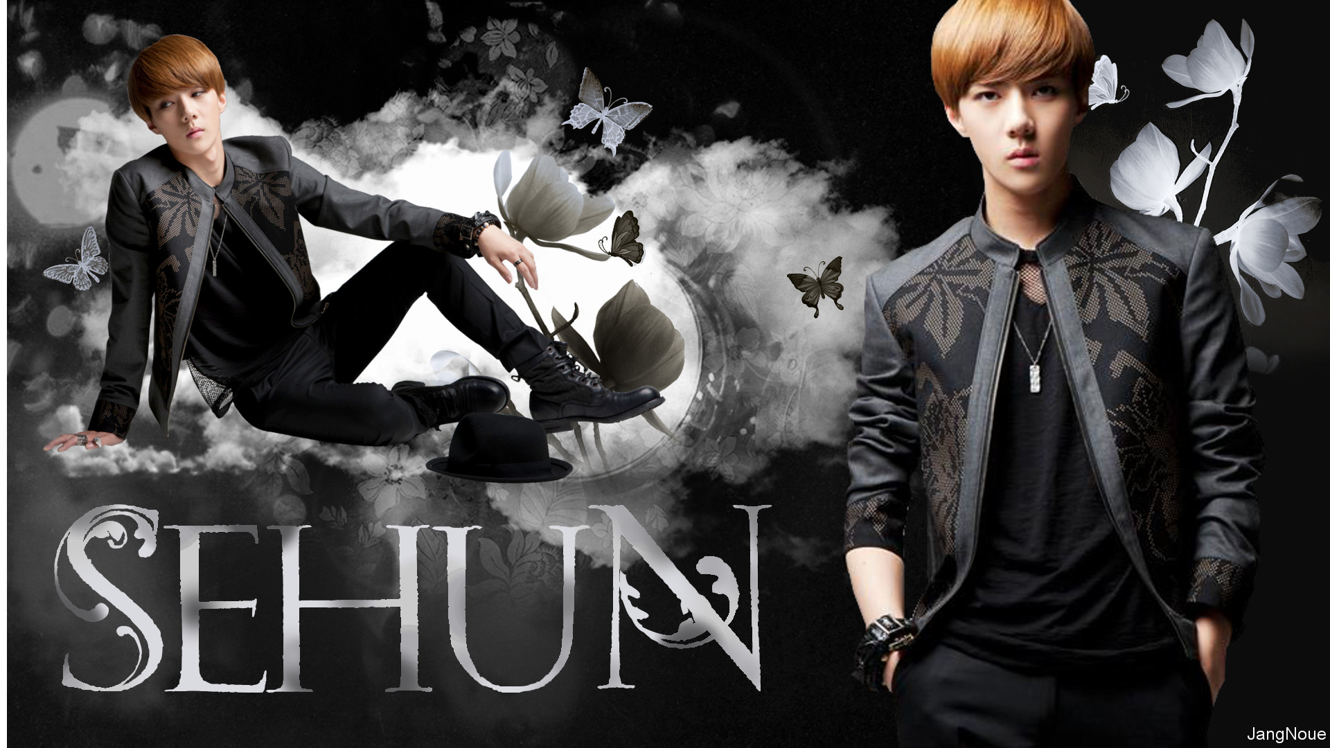 EXO – Sehun by JangNoue on DeviantArt