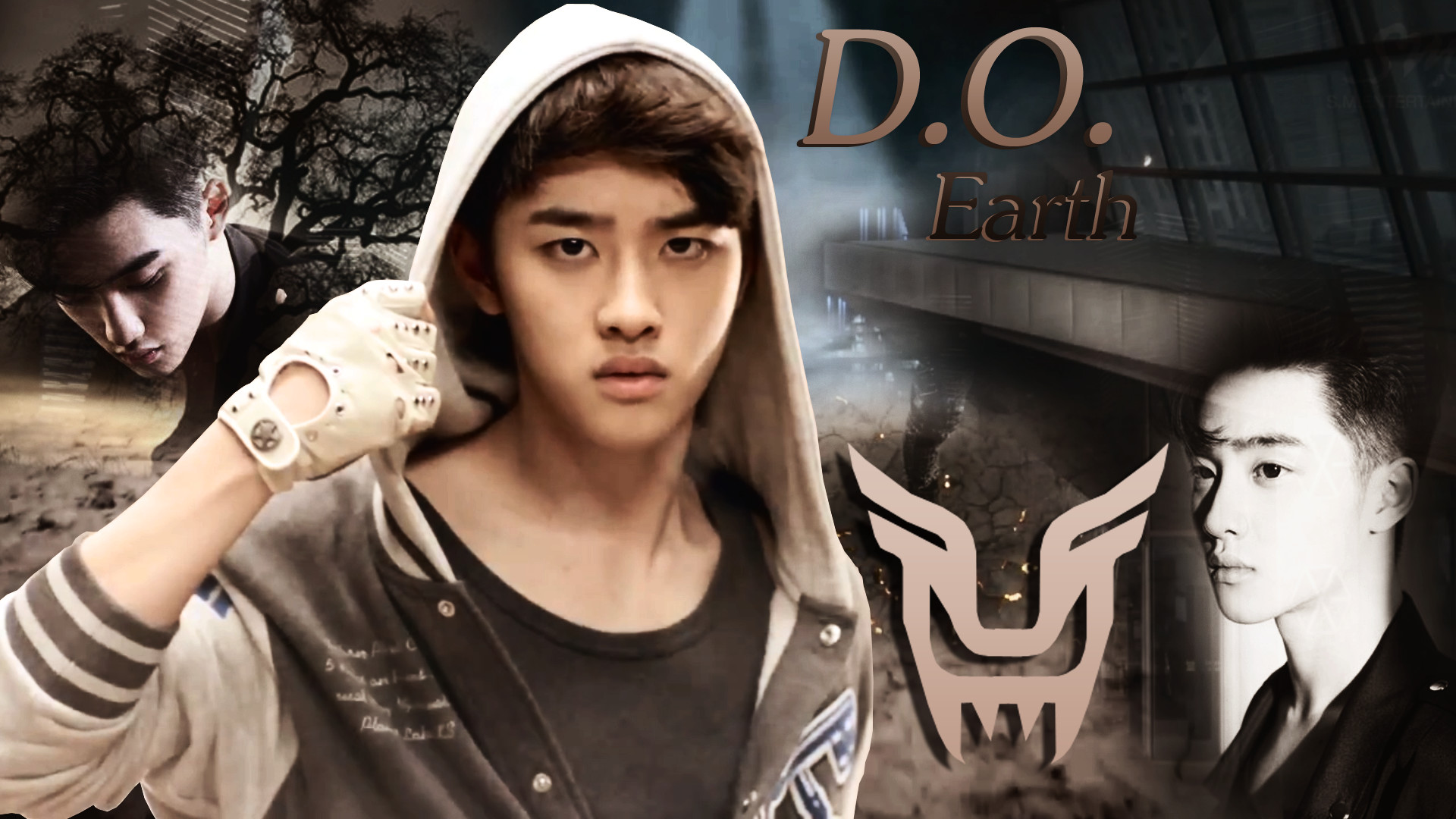 EXO D.O. Wallpaper 1 by SHINeeSJGirlz139 EXO D.O. Wallpaper 1 by  SHINeeSJGirlz139
