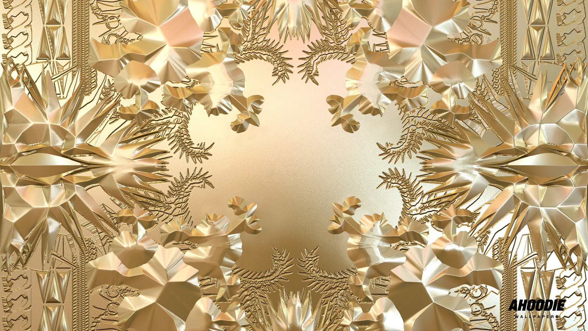 Kanye West Cover Watch The Throne …