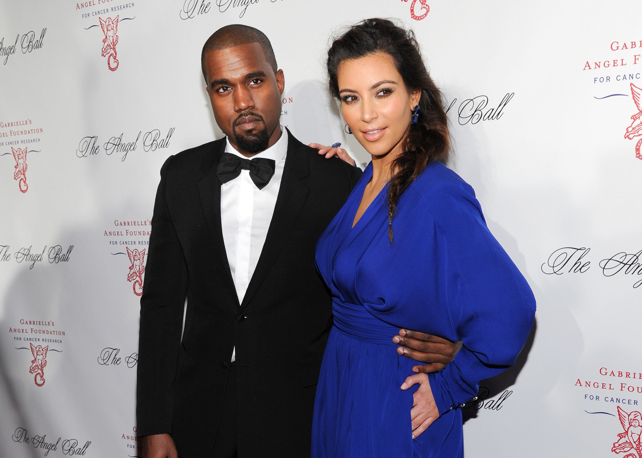 Kim Kardashian Kanye West Wallpaper HD