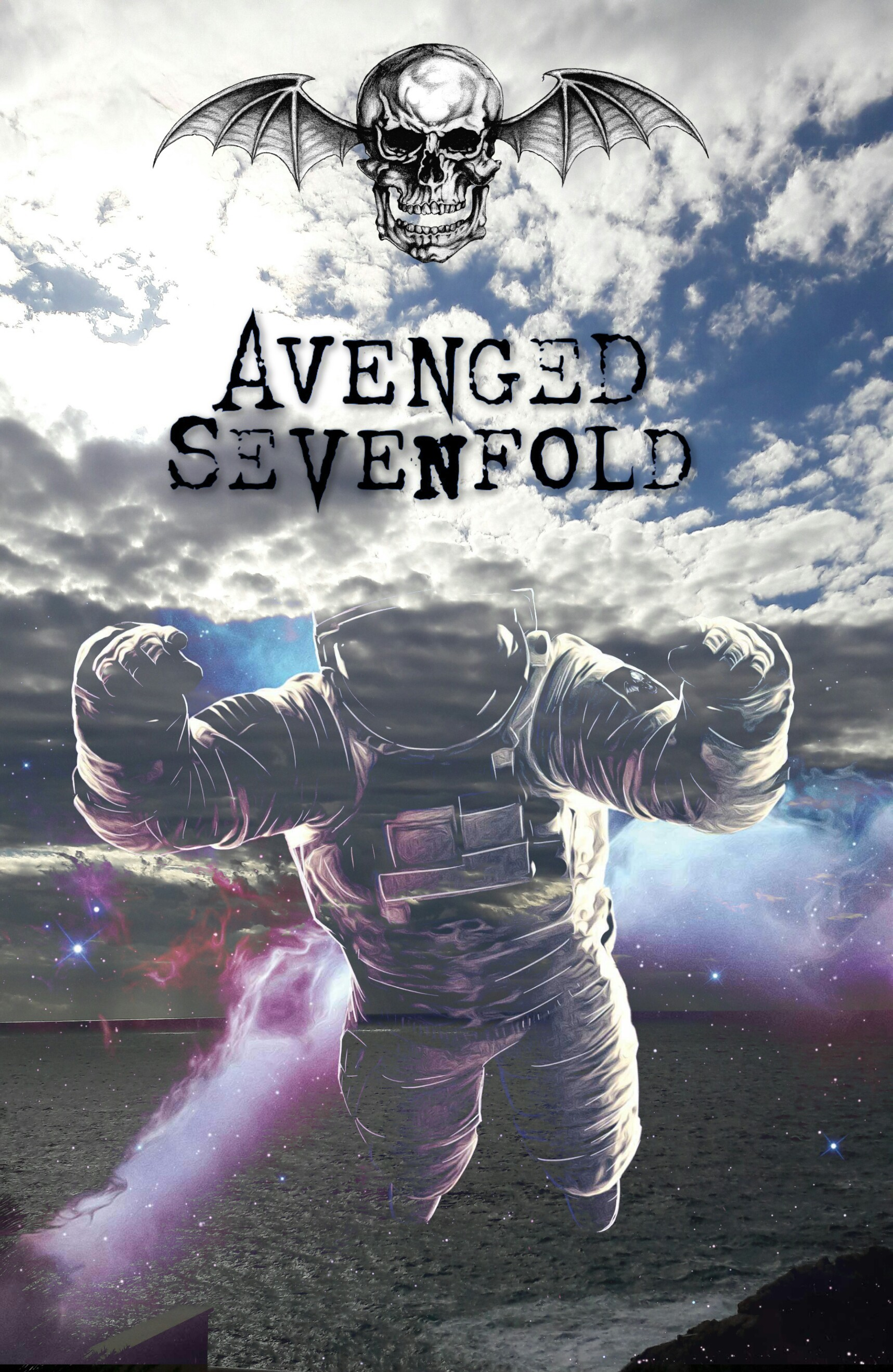 Avenged Sevenfold iPhone Wallpaper 1717×2639